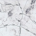 Charles Scrivener's Map of Canberra 1914