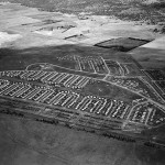 Narrabundah_1953_Aerial from Canberra Avenue