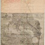 WB Griffin's Plan for Canberra Railway- NLA