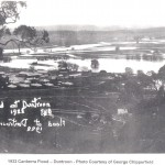 1922 Flood - Duntroon