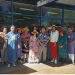 1997 Volunteers & Friends of Vinnies at work & partying 1