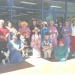 1997 Volunteers & Friends of Vinnies at work & partying 2