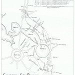 Canberra City Railway - Routes Proposed 1920s