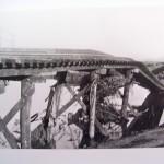Railway Bridge over Molonglo Destroyed by 1922 Flood - NLA 2