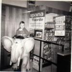 Narrabundah Supermarket 1962 - Graeme McKie