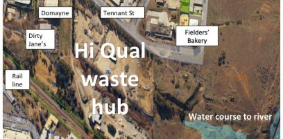 Tennant St Fyshwick waste proposal – have your say